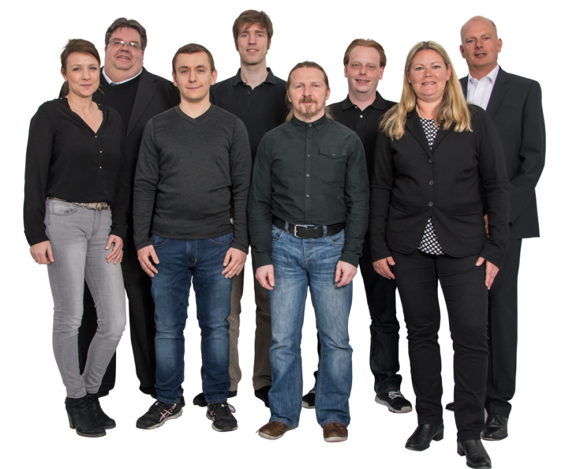 Johansen Network Solutions Team Hamburg