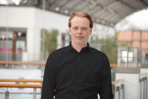 Christian Petersen Leiter Technik Johansen Network Solutions Hamburg