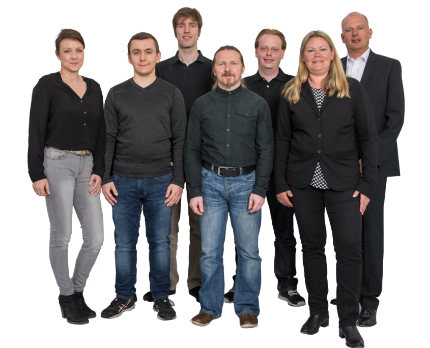 Johansen Network Solutions Team Hamburg