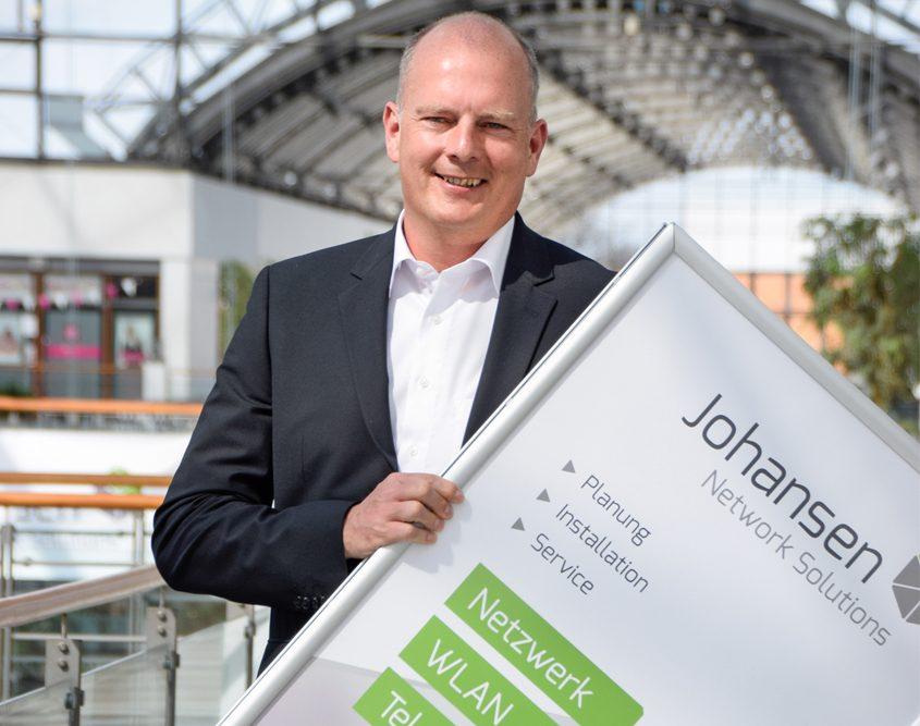 Sven Johansen |Johansen Network Solutions