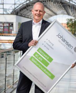 Sven Johansen |Johansen Network Solutions GmbH