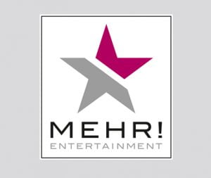 Mehr! Entertainment Logo