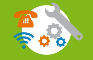 Wartung und Service Johansen Network Solutions Hamburg